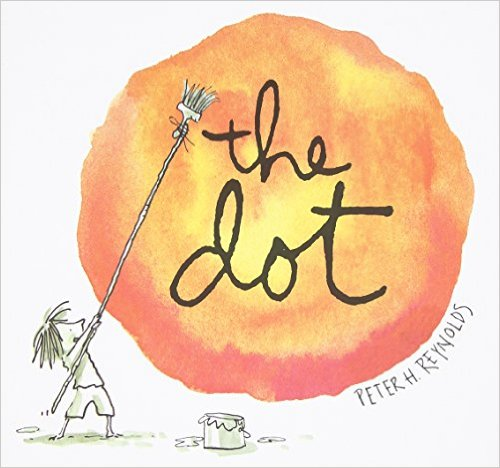 The Dot by Peter H. Reynolds - mariadismondy.com