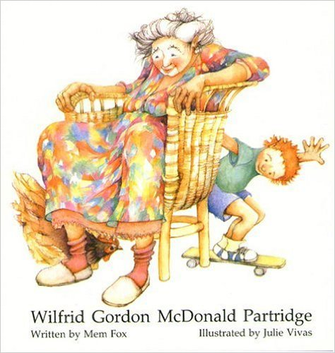 Wilfrid Gordon McDonald Partridge by Mem Fox