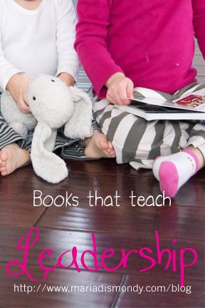 Books That Teach Leadership