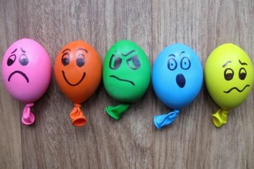 Baloanele colorate – dezvoltarea şi identificarea emoţiilor