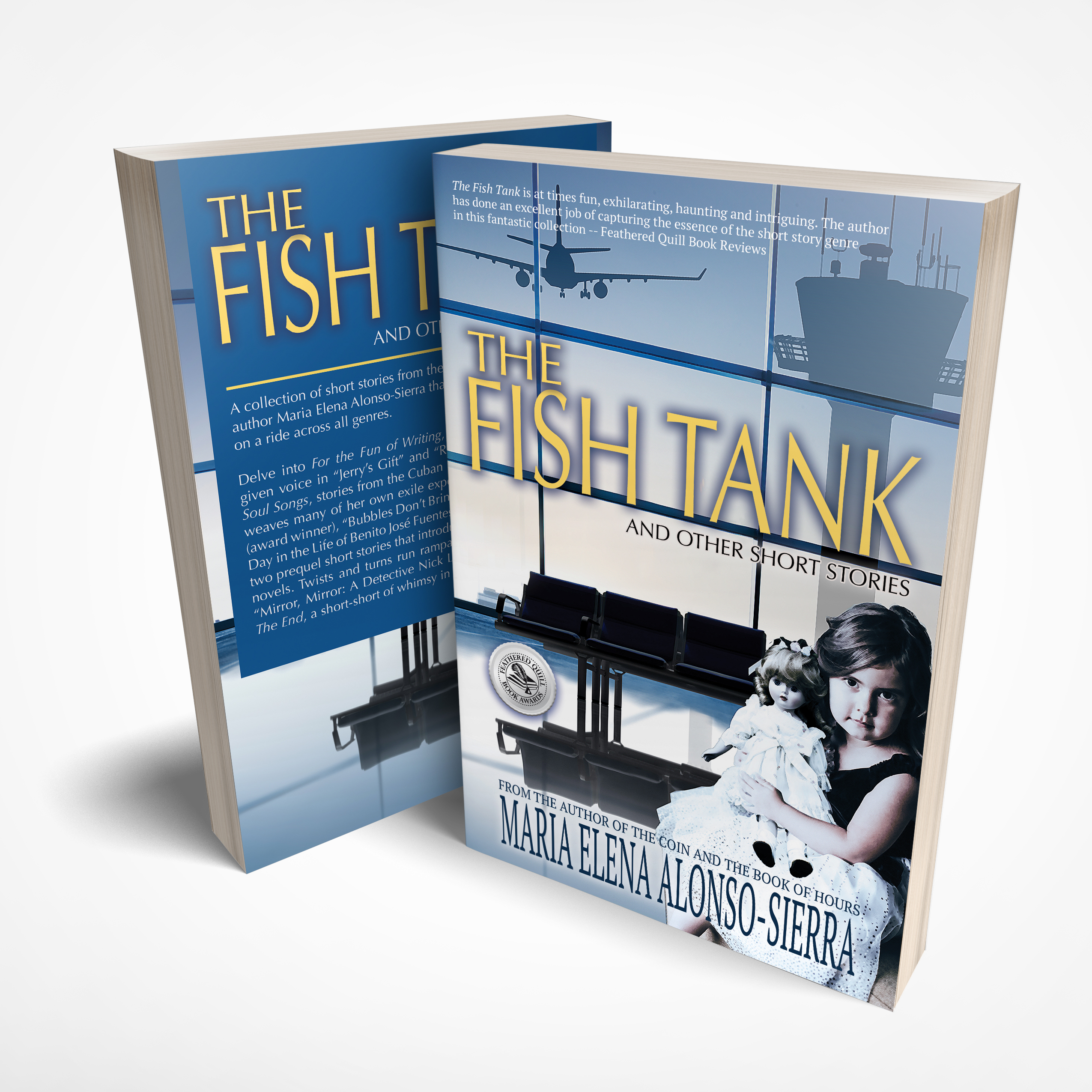 The Fish Tank – Signed Paperback