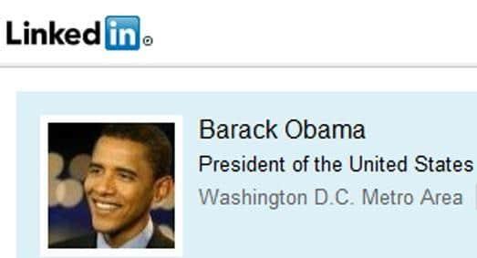 LinkedIn, la asignatura pendiente de los políticos