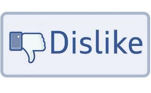 El botón «No me gusta» llega a Facebook