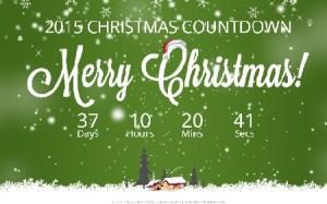 🎅 ¿Cuántos días faltan para Navidad?