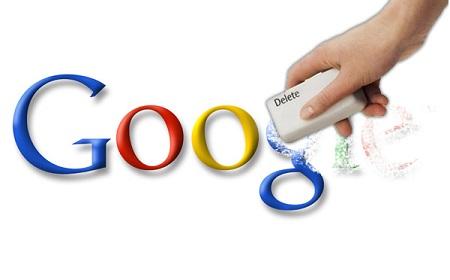 Derecho al olvido en Google - Maria en la red
