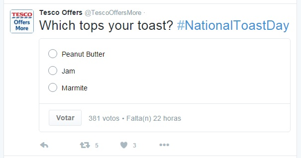 toast tesco