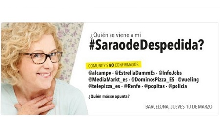 Crónica del #SaraodeDespedida de @PansandCo