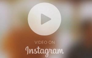Instagram aumenta la duración de sus vídeos