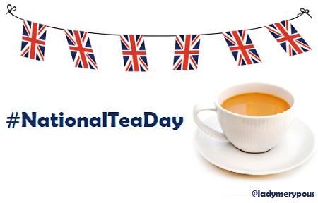 #NationalTeaDay
