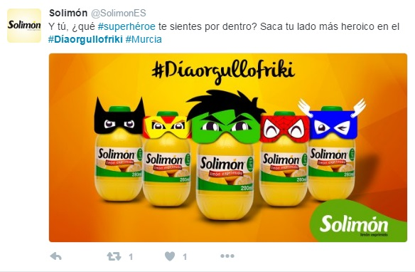 friki solimon