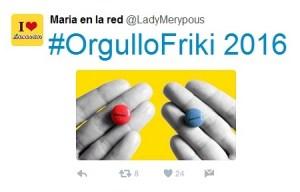 Orgullo Friki 2016: ¿Qué han hecho las marcas en Twitter?