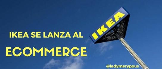 Ikea se lanza al e-commerce