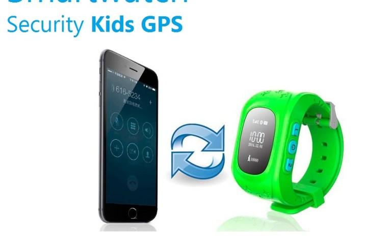 Smartwatch para niños: una manera de vigilarlos