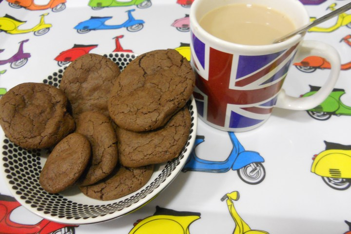 Galletas de chocolate: ¡mis cookies favoritas!