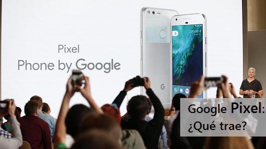 Google Pixel: ¡listo para competir!
