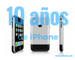 10 años de iPhone