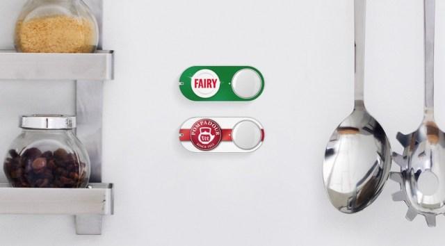 amazon dash button despensa