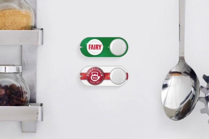 Amazon Dash Buttons: ¡compra pulsando un botón!