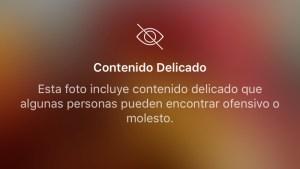 Nuevo filtro de censura en Instagram