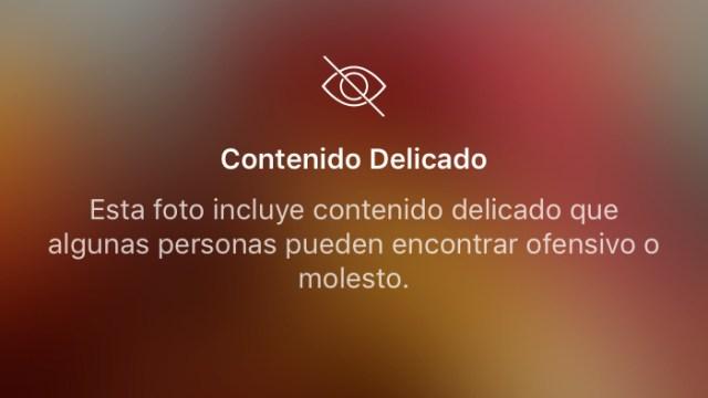 Nuevo filtro de censura en Instagram | Maria en la red