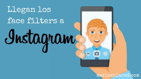 Nuevos filtros de Instagram