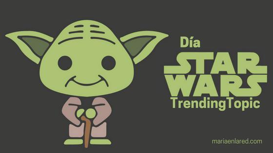 Día Star Wars: ¿Qué han hecho las marcas en Twitter?