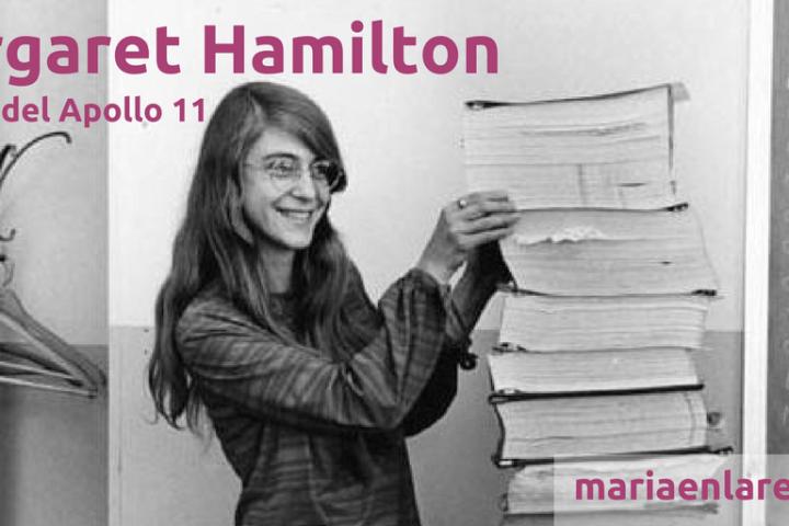 Margaret Hamilton, el alma del Apollo 11
