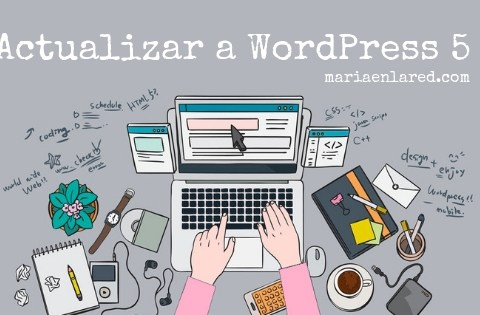 WordPress 5: cómo actualizar tu blog