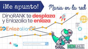 DinoRANK te desplaza y Enlazalia te enlaza: ¡concurso!