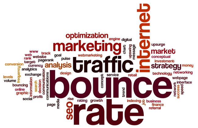 Bounce Rate Website Analytics