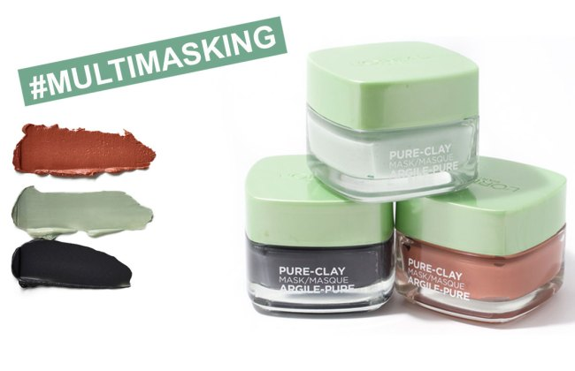 multimasking-pure-clay-mask-loreal-paris-beauty-maria-frangieh-blogger