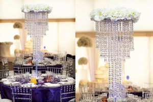 strass-paillettes-mariage-décoration-toulouse-centre-de-table