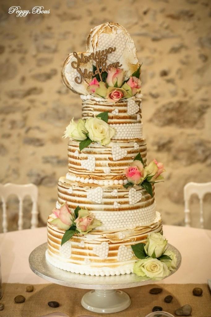 wedding cakes, pâte meringuée, gâteau de mariage, meringue, pâtisserie mariage, gâteaux des mariés, chaise napoléon blanche, cooking cakes béziers, gâteau narbonne, gâteau béziers, mariage