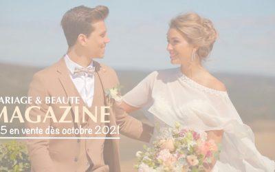 Vente du Magazine Mariage & Beauté