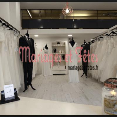 L'écrin blanc – Robes de mariée