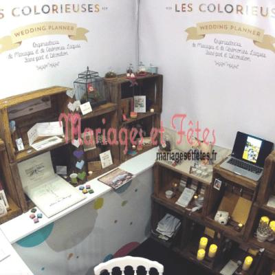 Les Colorieuses – Organisateur de mariage