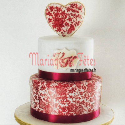 Récréa Cakes  – Gâteaux mariage