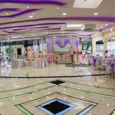 Palais 91 – Réception