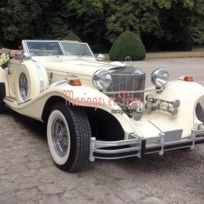 Mariage en Anciennes – Location voiture
