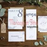 Tiphaine Gthrt Design – Faire-part