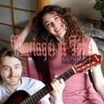 Clara Duo Intimiste – Chanteuse
