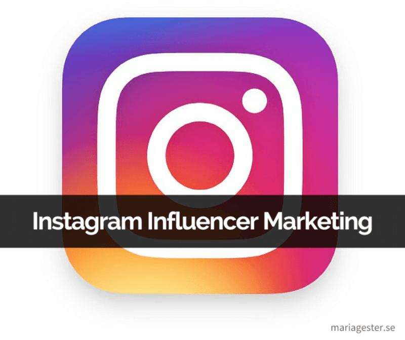 Varför är influencer marketing så effektivt på Instagram?