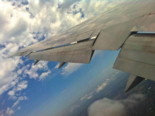Day 199:2 landing in newark