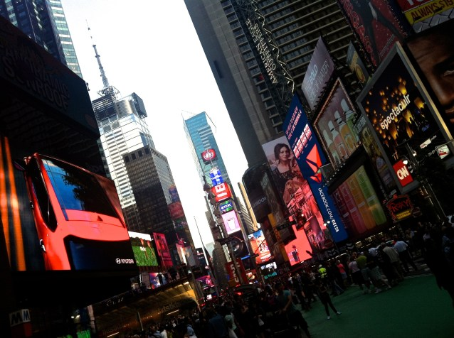 Day 232:2 times square