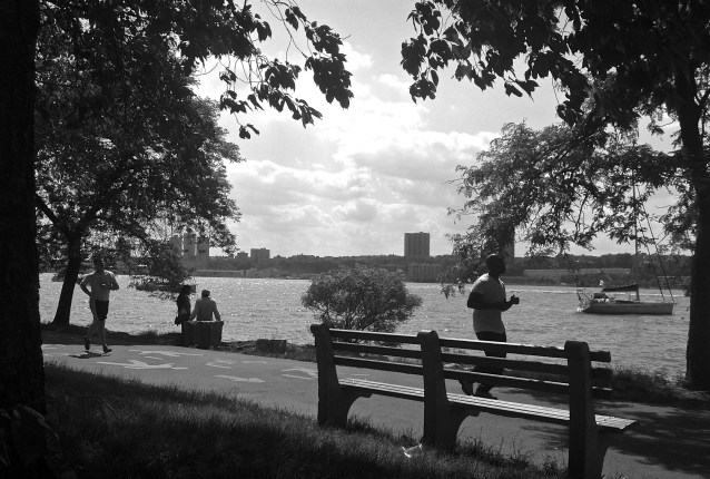 Day 263:2 Down by the riverside.