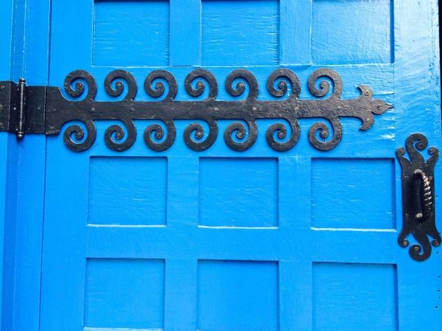 Day 157:3 I like blue doors