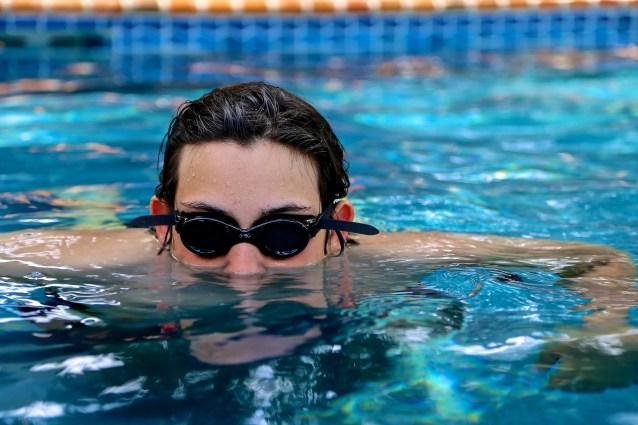 Day 169:3 Sam in pool