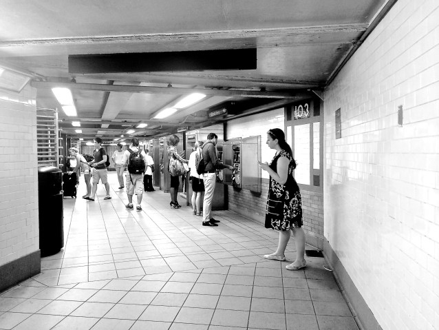 Day 187:3 subway