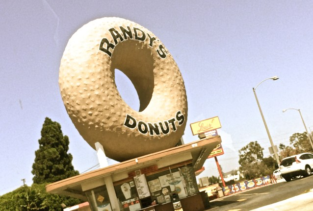 Day 246:3 Randy's Donuts