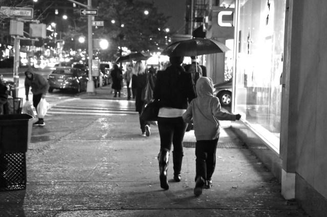 Day 335:3 running in the rain